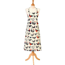 Rooster Apron Cotton