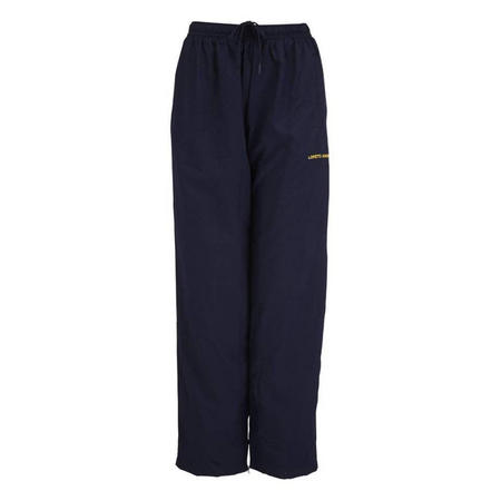 Junior Crested Track Bottoms Navy