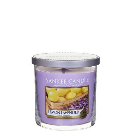 Small Décor Pillar Lemon Lavender