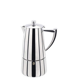 Art Deco Espresso Maker 10 Cup