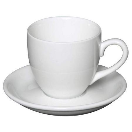 Dema Simplicity Espresso Cup & Saucer