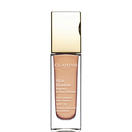 Skin Illusion Natural Radiance Light Reflecting Foundation SPF10