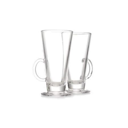 Irish Coffee/Latte Glasses Set X 2