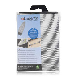 Ironing Board Cover 135X45Cm With Heat Resitant Parking Zone