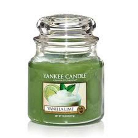 Medium Vanilla Lime Jar