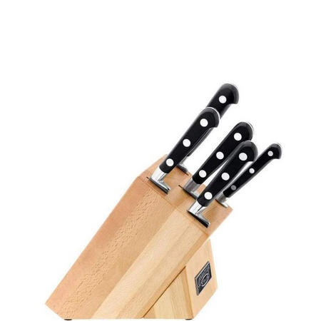 Sabatier 5 Piece Knife Block Set