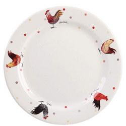 Alex Clark Rooster 27cm Dinner Plate