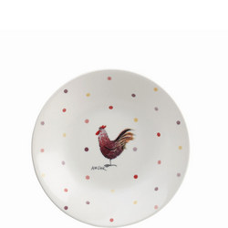 Alex Clark Rooster 20cm Coupe Bowl