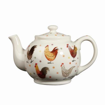 Alex Clark Rooster Stanley Teapot