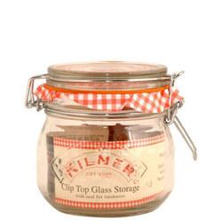 Cliptop Jar Round 0.5 Litre