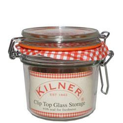 Cliptop Jar Round 0.35 Litre