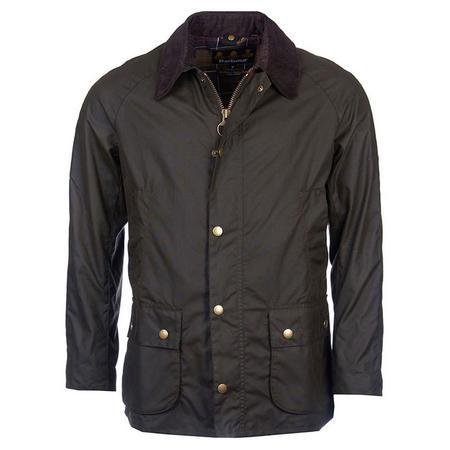 Ashby Wax Jacket Khaki
