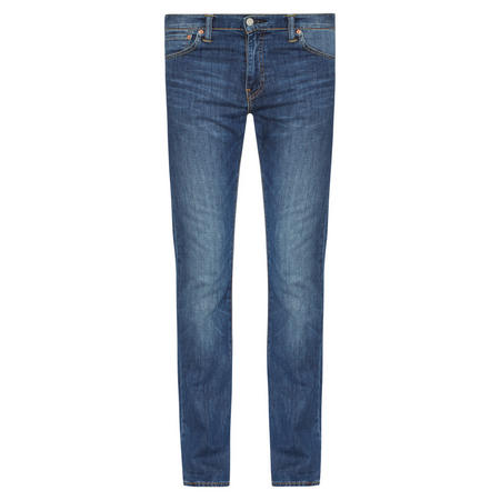 527 Bootcut Jeans Blue