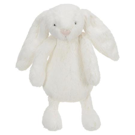 Bashful Bunny, 7 Inch Cream