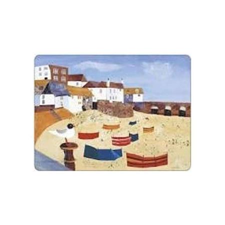 Pimpernel St Ives Coasters Set of 6
