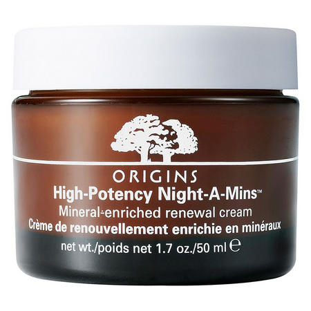 High Potency Night-A-Mins™ Mineral-Enriched Oil-Free Renewal Cream
