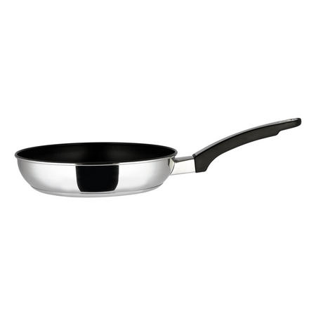 Prestige Everyday Stainless Steel Frypan Silver-Tone