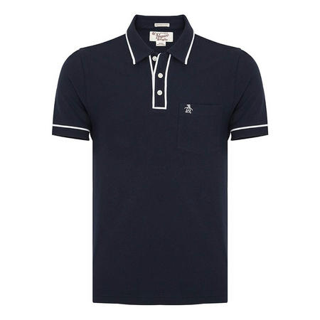 The Earl 2.0 Polo Shirt Navy