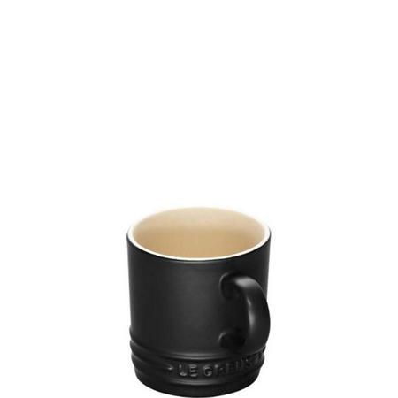 Stoneware Espresso Mug 100ml Black