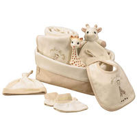 My First Hours Gift Set Beige