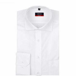 Rline Single Cuff Modern Shirt White