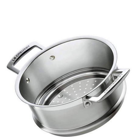 3 Ply Stainless Steel Steamer 20cm