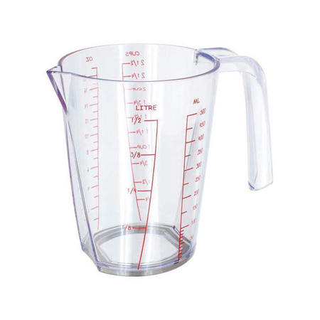 Clear Measuring Cup 500 Ml