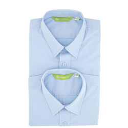 Virginian Boys' Shirt Twin Pack Blue