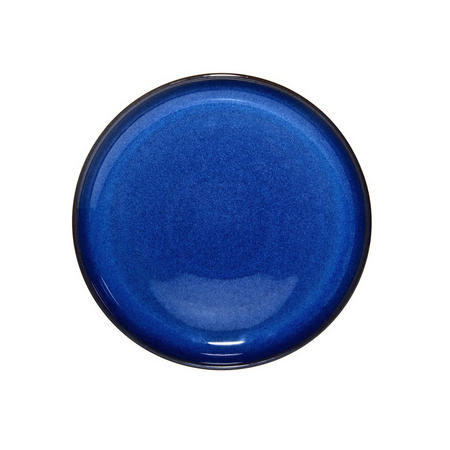 Imperial Blue Breakfast Side Plate Blue