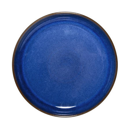 Imperial Blue Breakfast Plate Blue