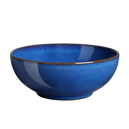 Imperial Blue Cereal Bowl Blue