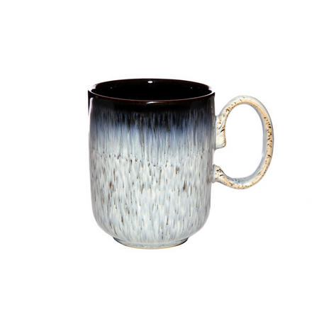 Halo Straight Mug Black