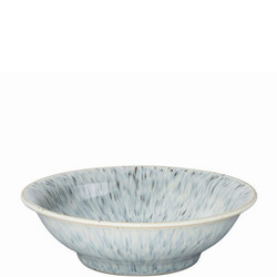 Halo Small Shallow Bowl Blue