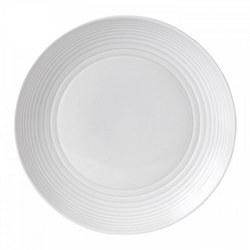 Gordon Ramsay Maze White Plate 28 Cm
