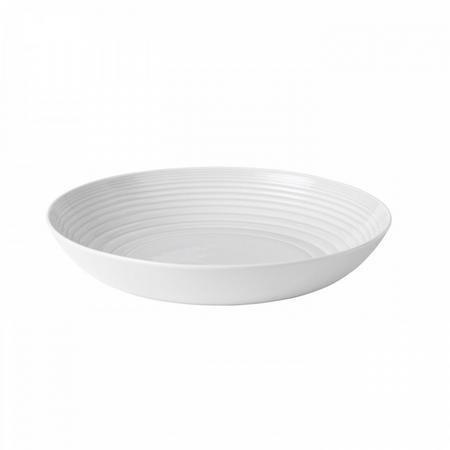 Gordon Ramsay Maze White Serving Bowl