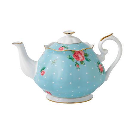 Polka Teapot 1.25ltr Multicolour