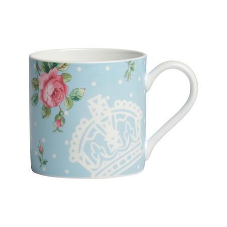 Polka Modern Mug Multicolour
