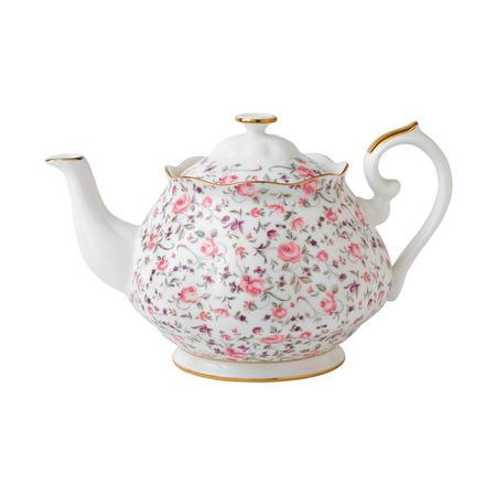 Rose Confetti Teapot 1.25ltr Multicolour