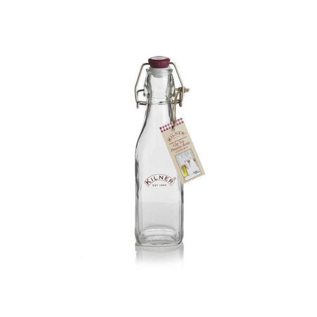 Cliptop Preserving Bottle 0.25 Litre