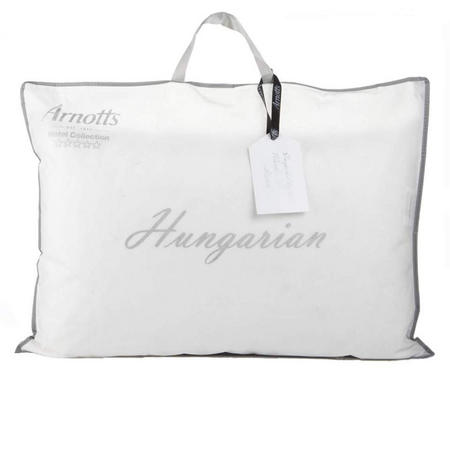 Hungarian Goose Down Pillow