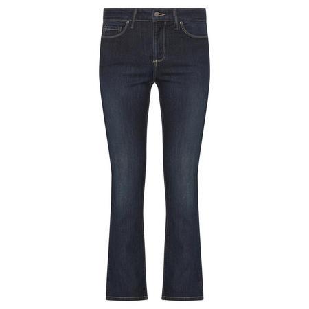 Sheri Skinny Jeans Dark Blue