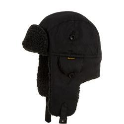 Fleece-Lined Trapper Hat
