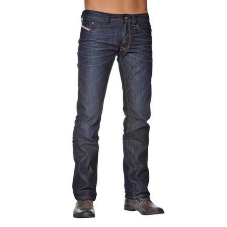 Larkee Jeans Medium Wash Blue