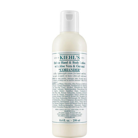 Coriander Deluxe Hand & Body Lotion