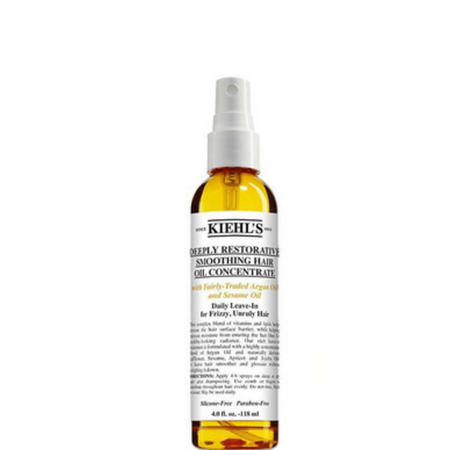 Deeply Restorative Smoothing Hair Oil Concentrate