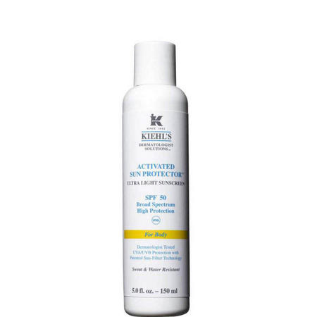 Activated Sun Protector For Body SPF50