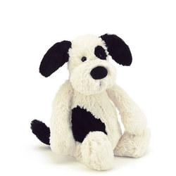 "12"" Bashful Pup Black"