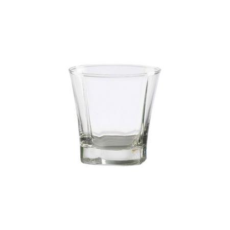 Luna Glass Mixer Set Of 4 Clear