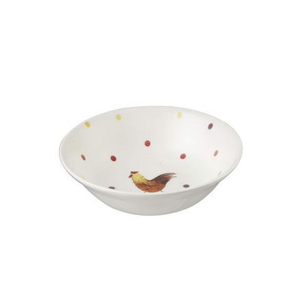 Alex Clarke Rooster Oatmeal Bowl