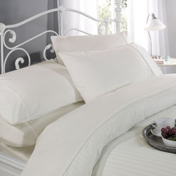 Ritz Duvet Cover Set Cream